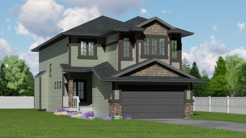 The Selkirk - 546 Merlin Landing Price: $539,200 (home is 2,369 sq ft) January 2018 occupancy Call Lauren at 780-490-8006 Click for details