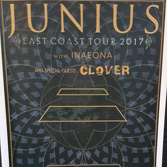 We're here. Why aren't you?  #Junius #Clover #InAeona #BSP #Kingston #metal #rock
