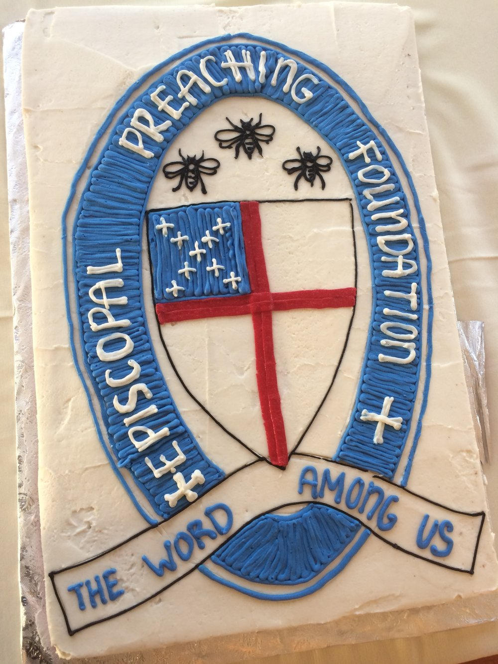 EPF Anniversary Cake