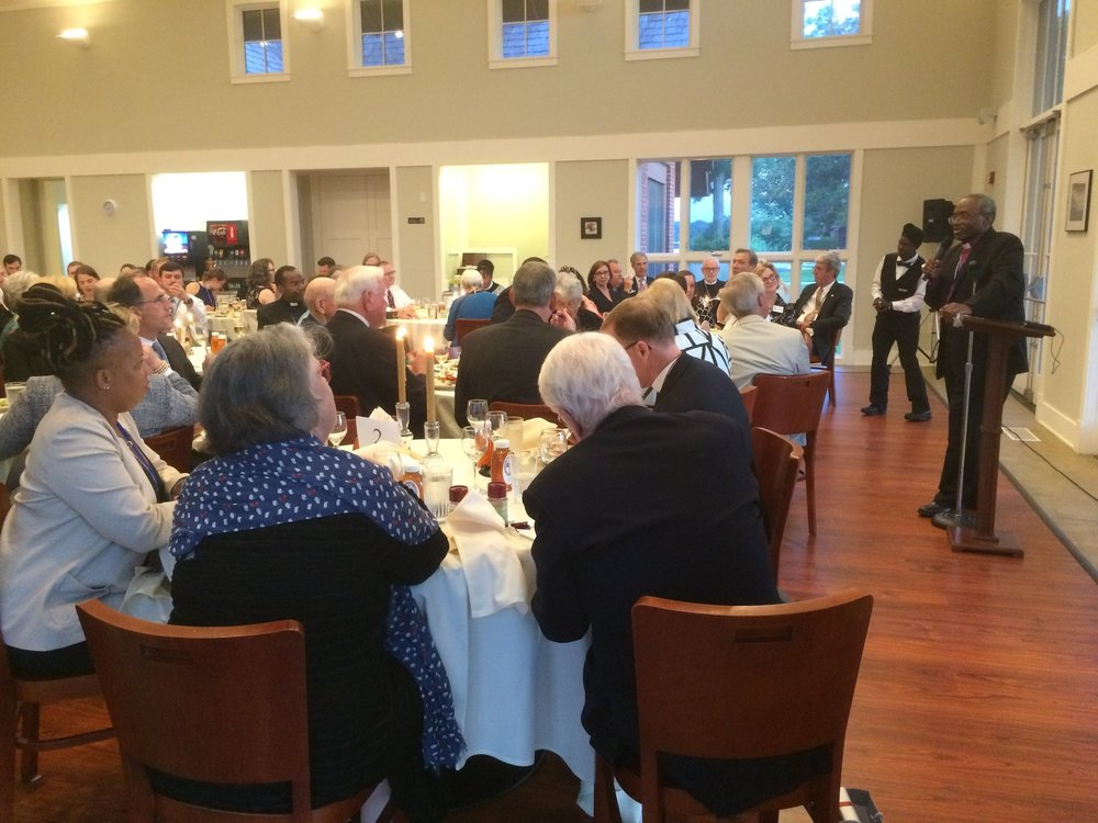 Presiding Bishop Curry Addresses EPF Dinner Guests