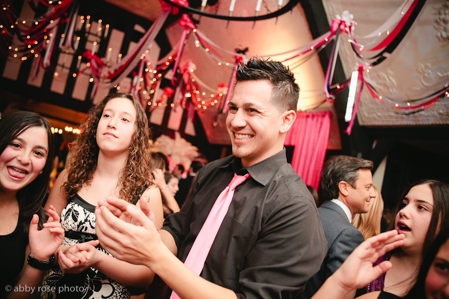 """From the moment he enters the room, you can feel his vibe, and you know you are about to have the best party of your life!""  - Michelle Kroll"