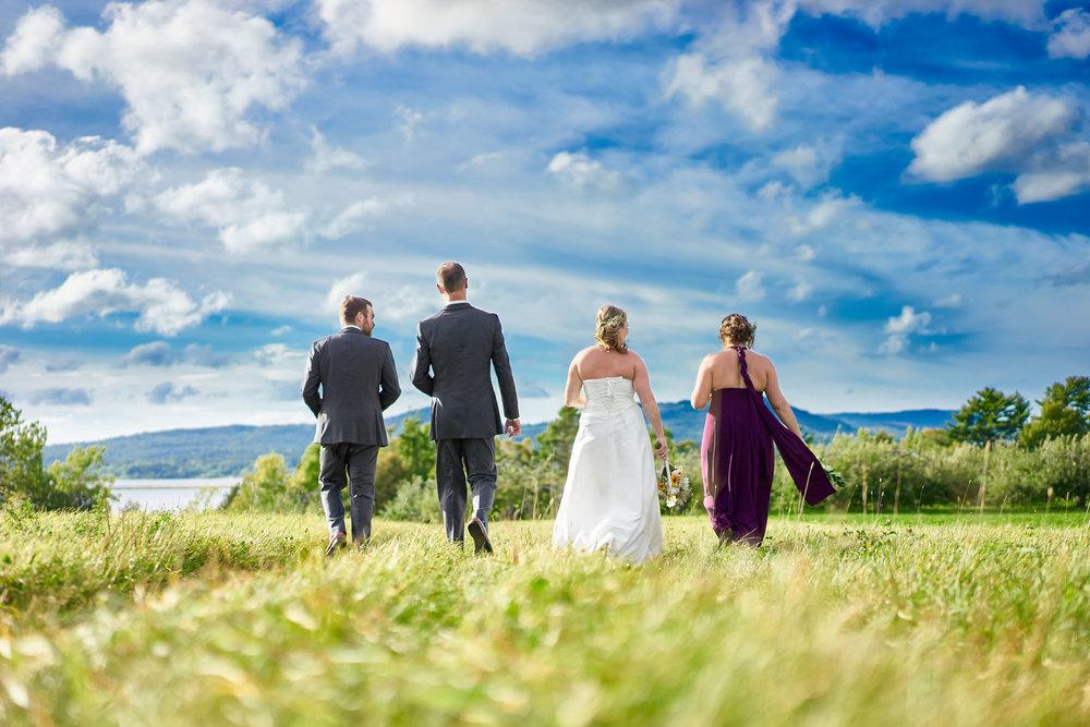 wedding bridal party field