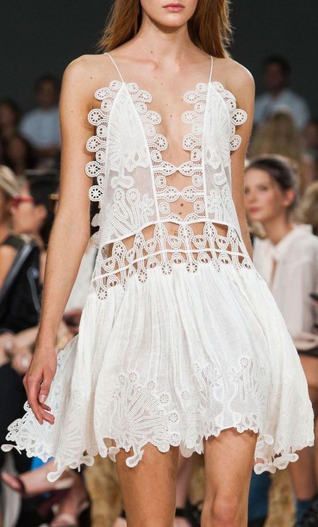 Diy Lace Chloe Dress Withwendy