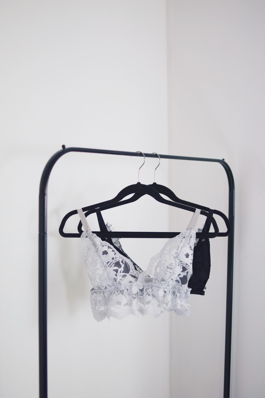 e55b10afa0 DIY  Lace Bralette — withwendy