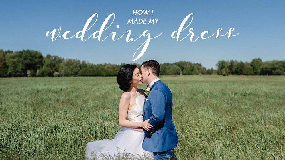 DIY: My Wedding Dress — withwendy