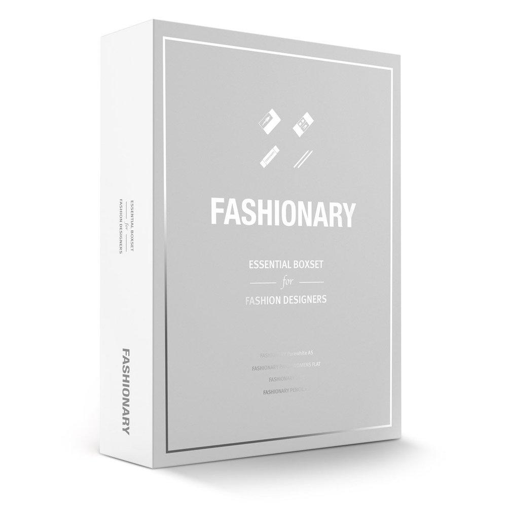 Fashionary Essentials Boxset