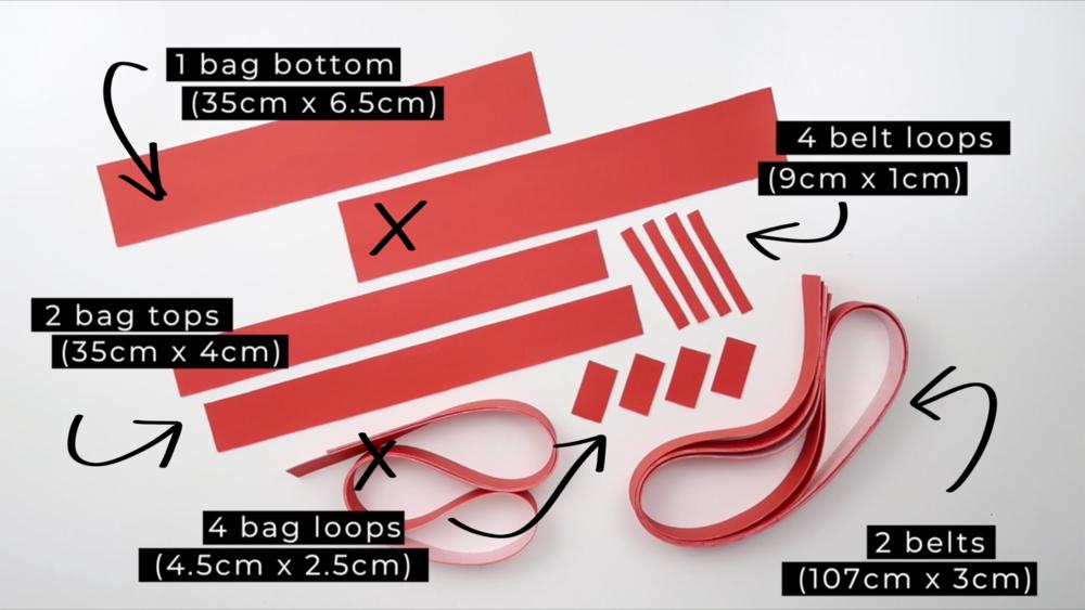 2cb32eda7008 DIY: Gucci Belt Bag — withwendy