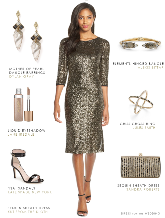 What to Wear to a Winter Wedding — ROQUE Events
