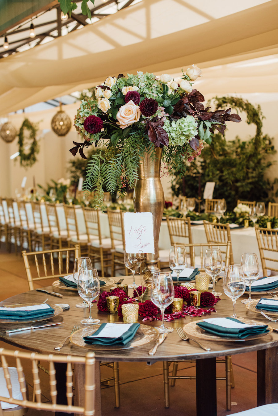 Chic Jewel-Toned Styled Shoot Featured on California Wedding Day3.jpg