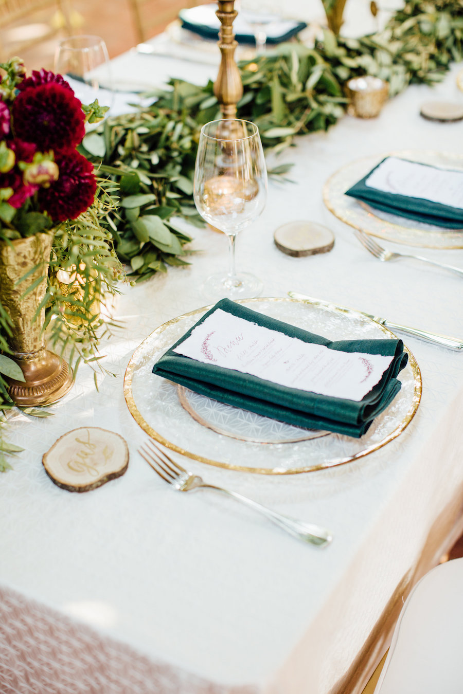 Chic Jewel-Toned Styled Shoot Featured on California Wedding Day4.jpg