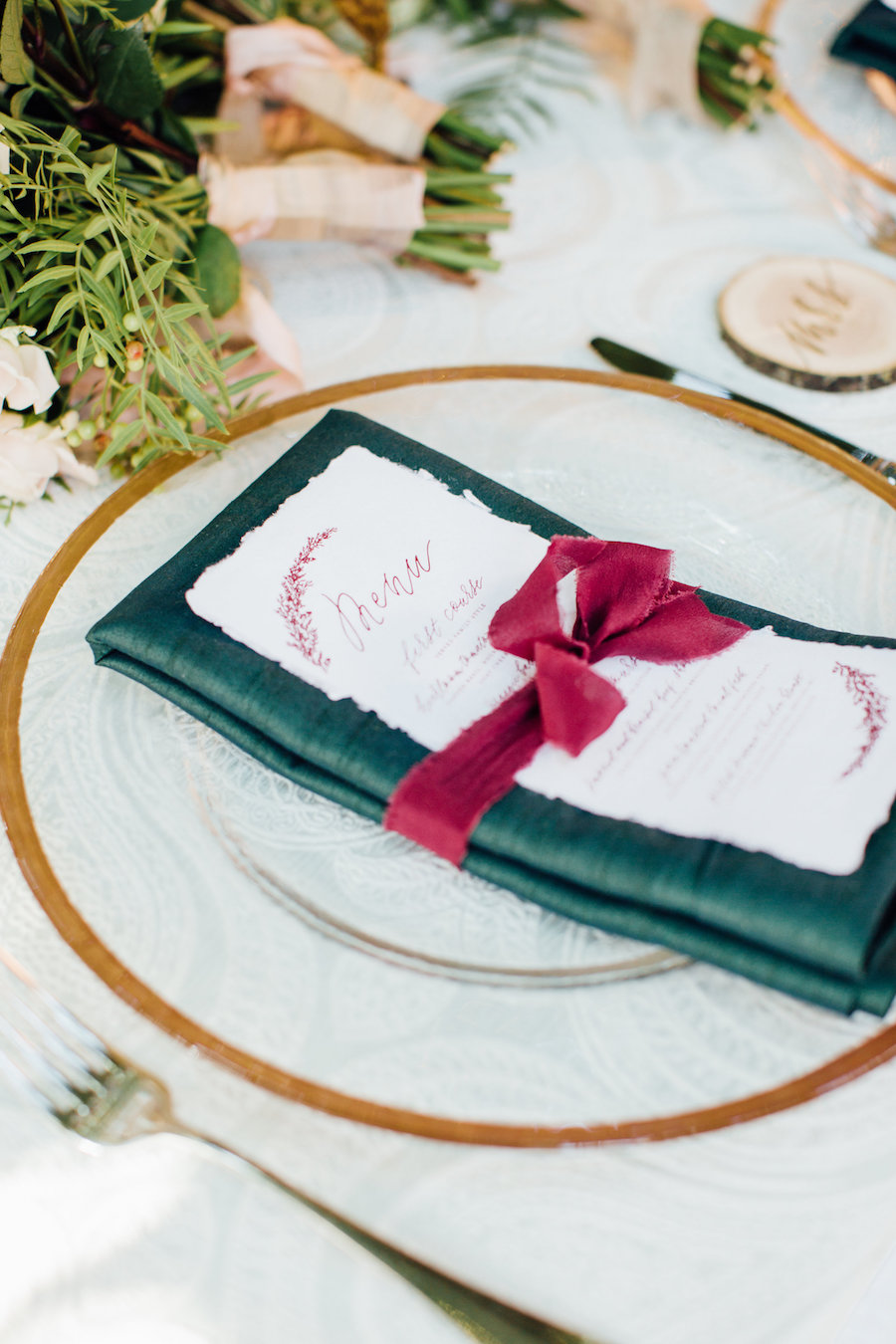 Chic Jewel-Toned Styled Shoot Featured on California Wedding Day12.jpg