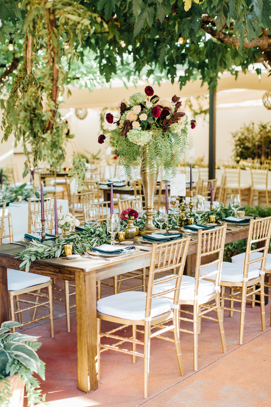 Chic Jewel-Toned Styled Shoot Featured on California Wedding Day19.jpg