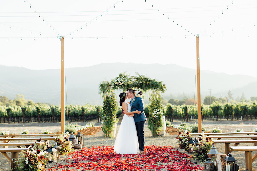 Chic Jewel-Toned Styled Shoot Featured on California Wedding Day39.jpg