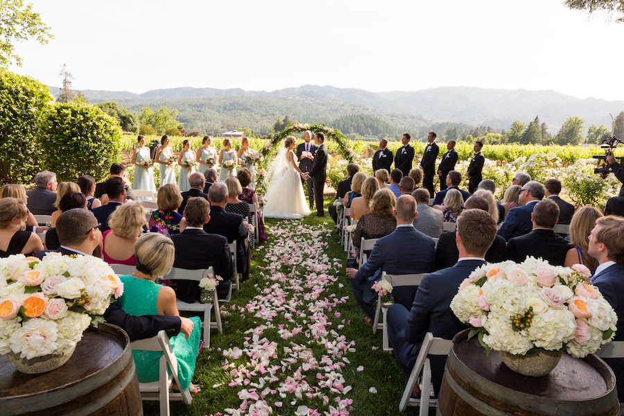 Chic and Organic Outdoor Wedding at Harvest Inn68.jpg