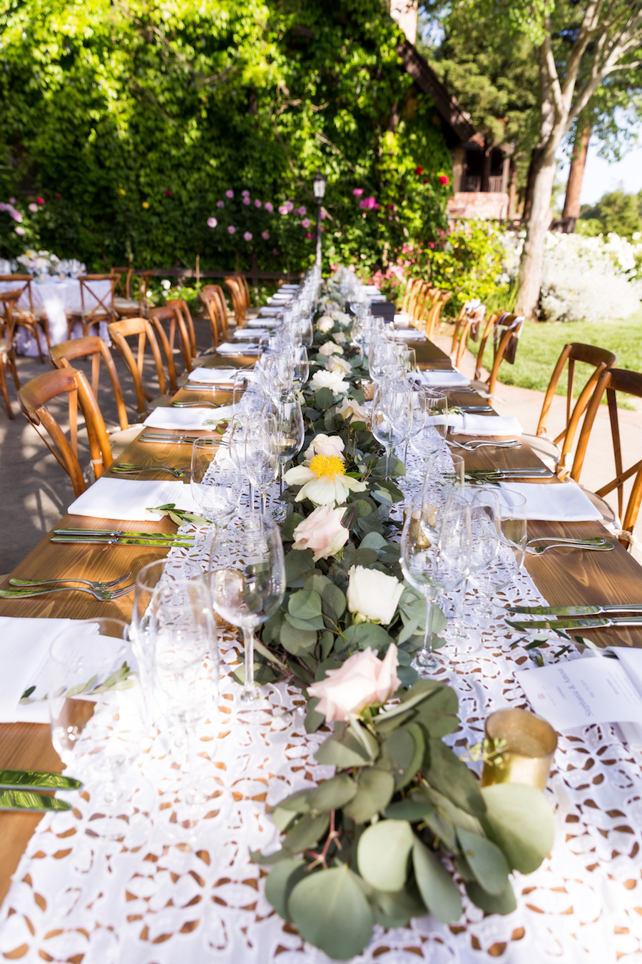 Chic and Organic Outdoor Wedding at Harvest Inn111.jpg