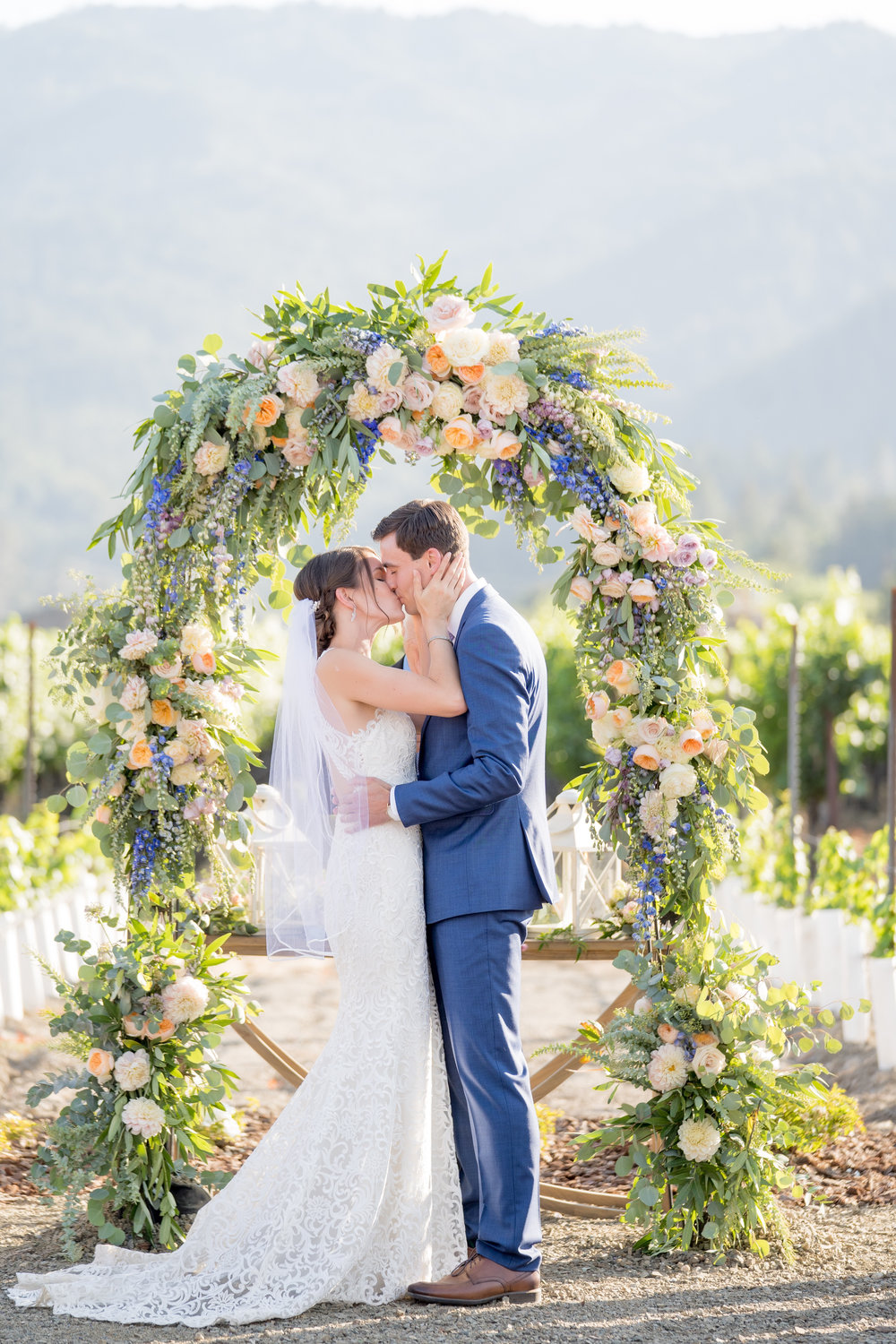 napa valley wedding roque events