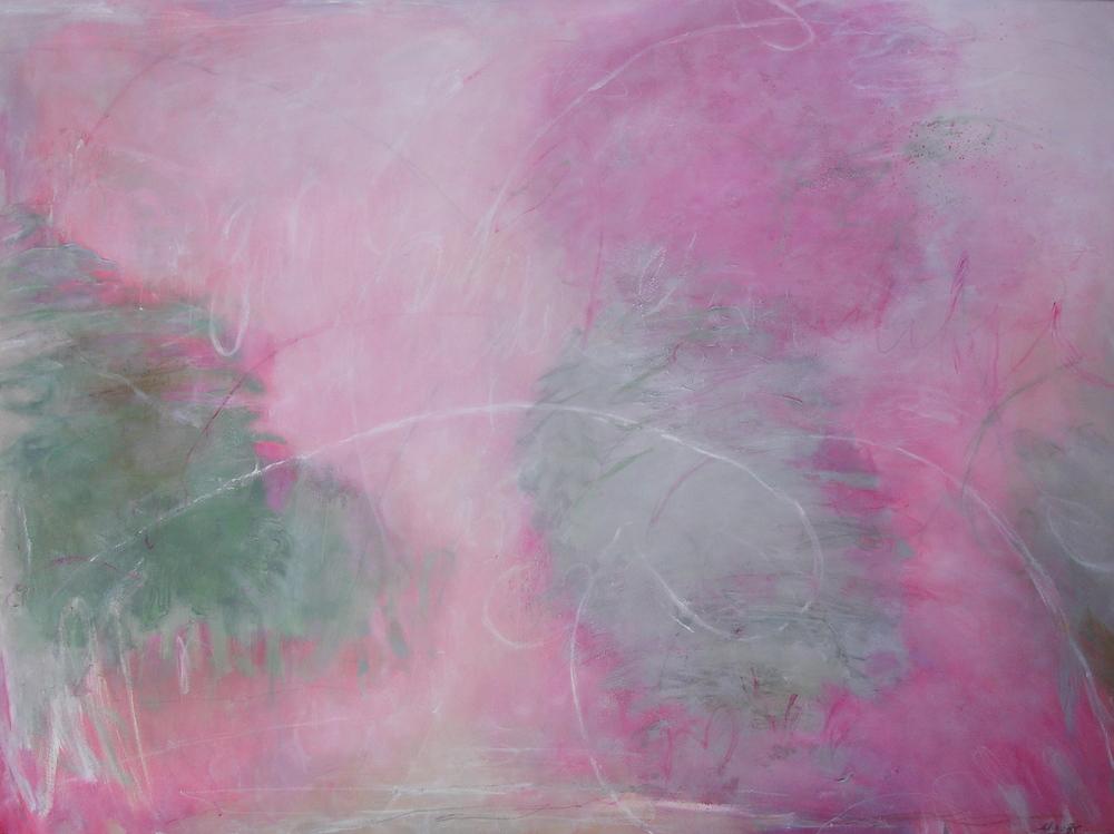 Rose Petals, 92 x 122cm