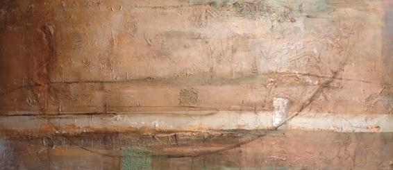 Copper Tides 84 x 198cm