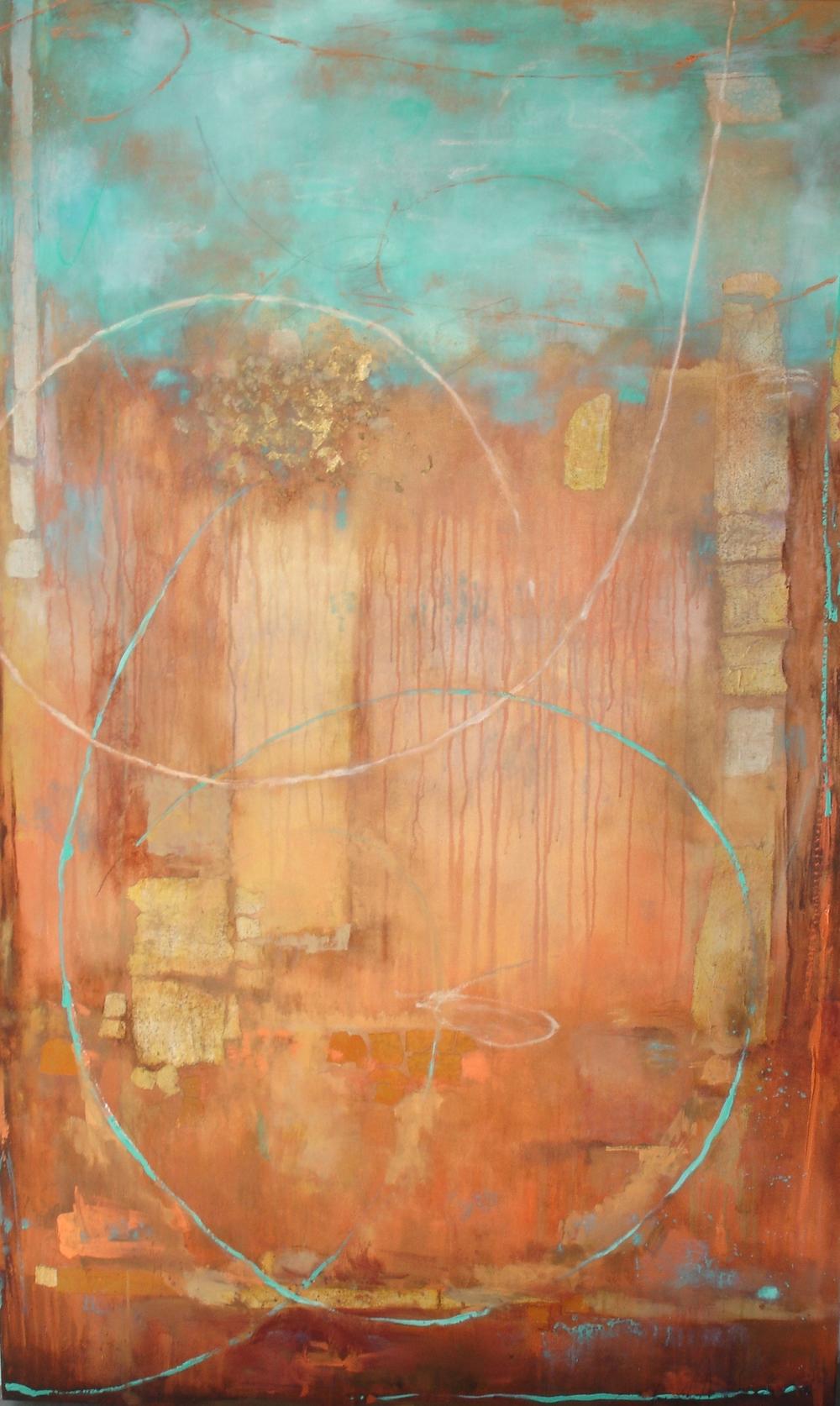 Radiance, 112 x 183cm
