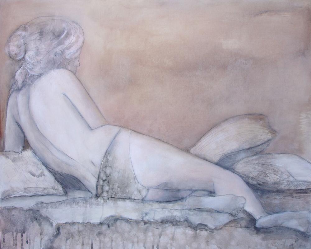 Lustrous, 76 x 61cm