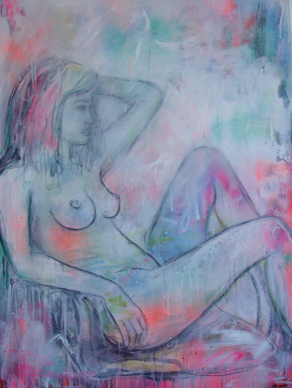Free Spirit, 76 x 103cm