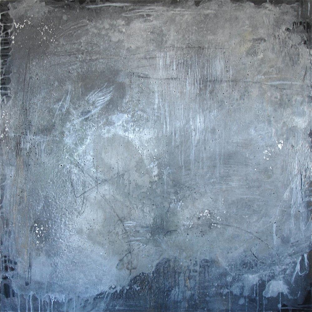 Mystery, 102 x 102cm
