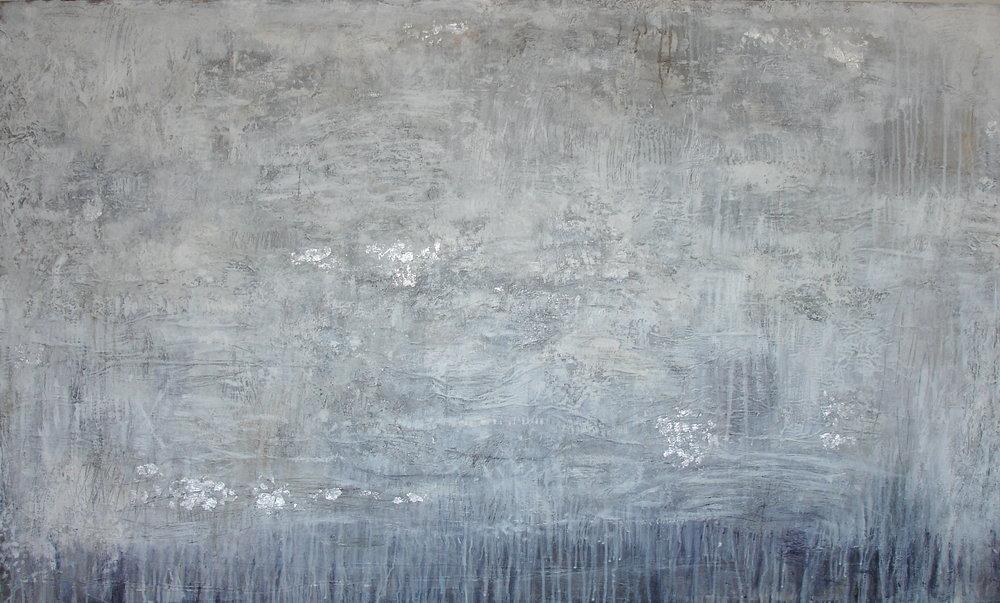 Silver Lining, 92 x 152cm