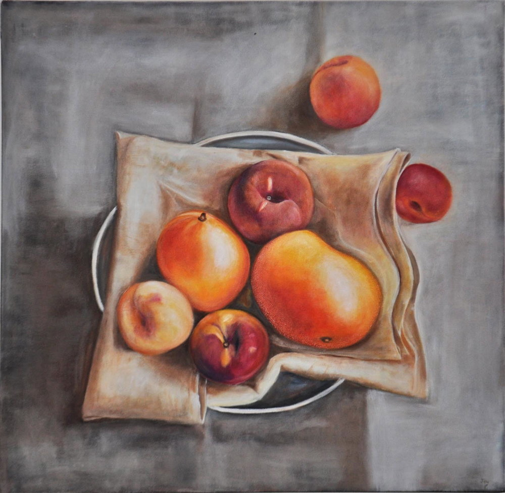 Joy Lieber, Summer Fruit, 2015.jpg
