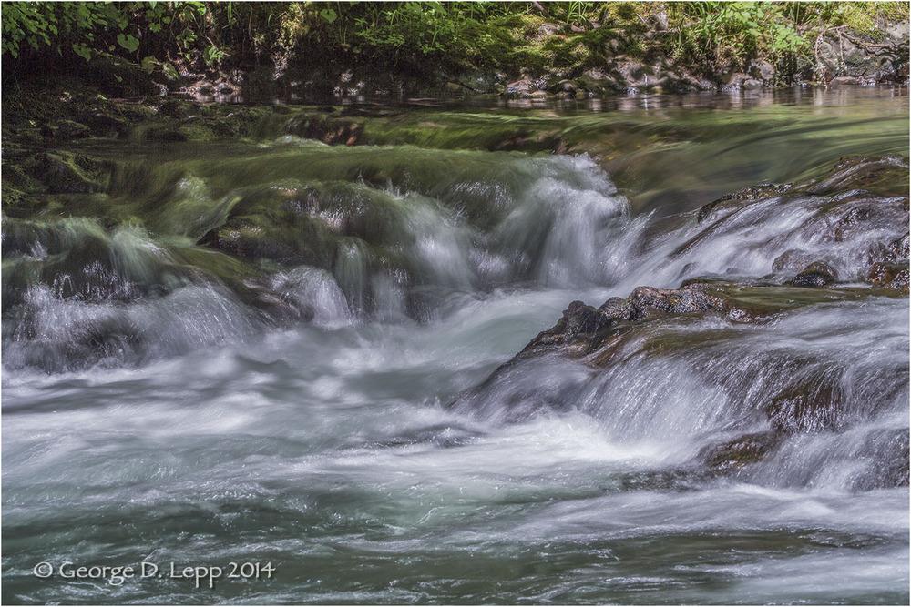 Mackenzie River near Shahalie Falls, OR. © George D. Lepp 2014 LO-WF-GG-0001