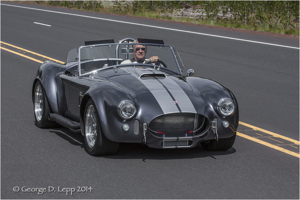 Ford Cobra Replica, © George D. Lepp 2014  T-CA-SP-4002