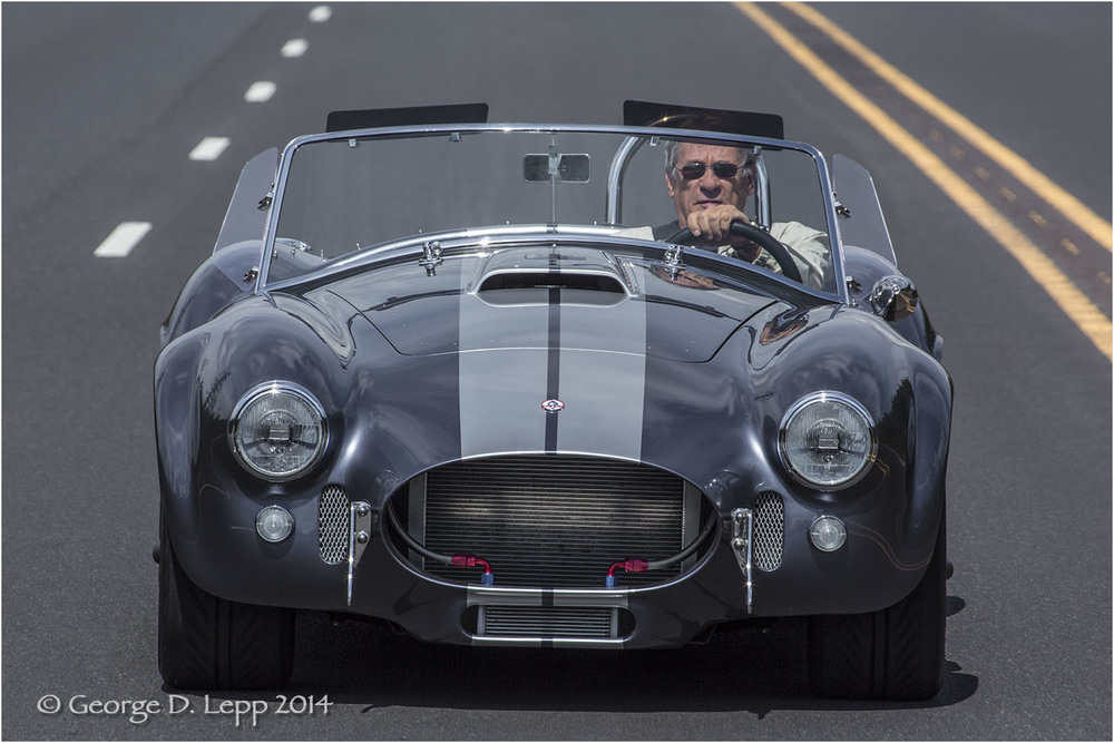 Ford Cobra Replica, © George D. Lepp 2014  T-CA-SP-4010
