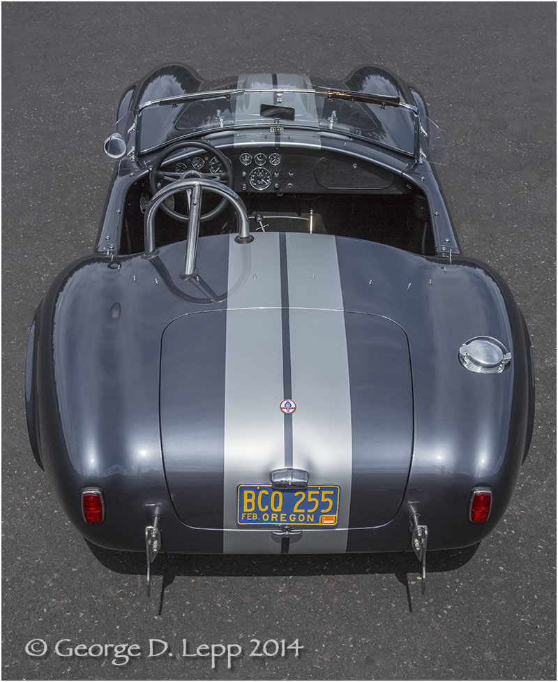 Ford Cobra Replica, © George D. Lepp 2014  T-CA-SP-4007