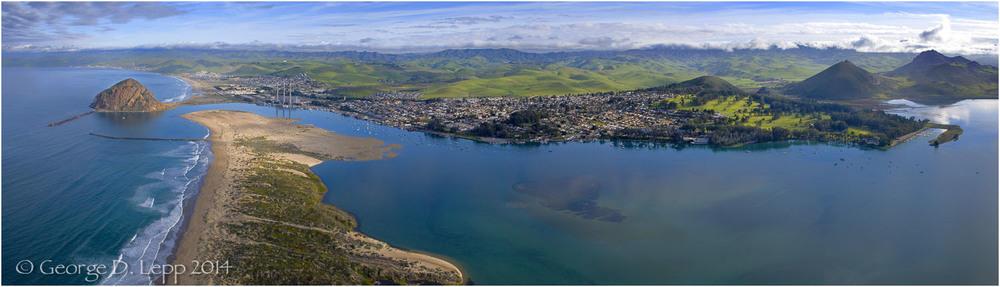 Moro Bay, CA. © George D. Lepp 2014 LC-CC-MB-1004
