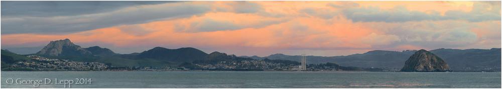 Moro Bay, CA. © George D. Lepp 2014 LC-CC-CB-0007
