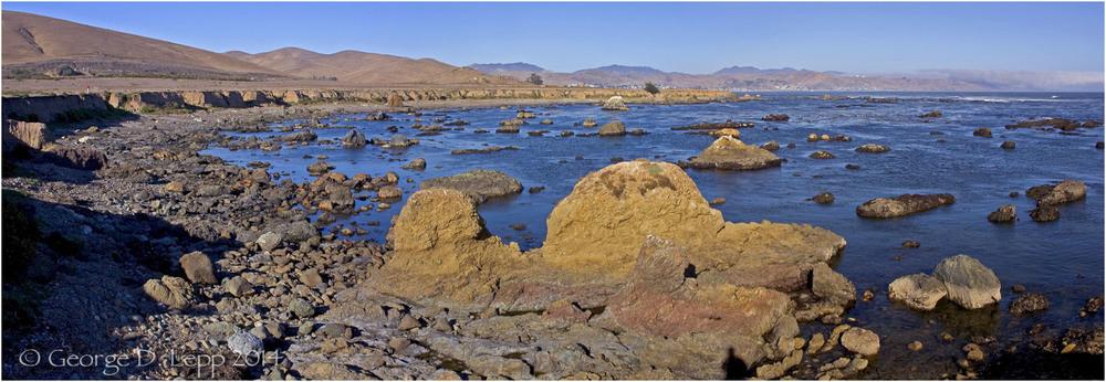 Estero Bay State Park, CA. © George D. Lepp 2014 LC-CC-CB-0006