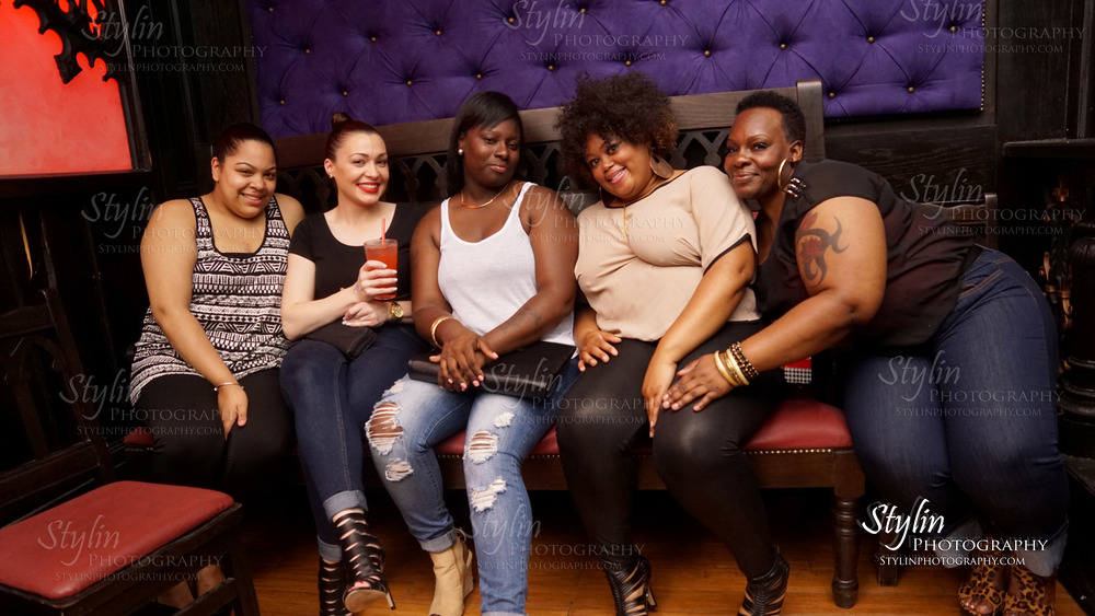 BRITTANY: Bbw party