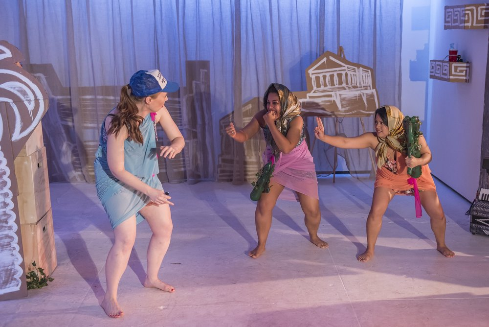 Lysistrata (photo: Ashley Garrett)