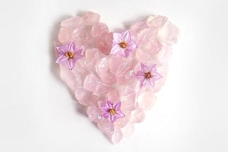 Crystal Meditation: Rose Quartz — The Hoodwitch