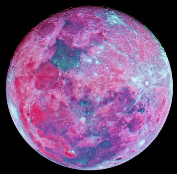 Full Pink Moon In Libra Wellness Lunar Eclipse The