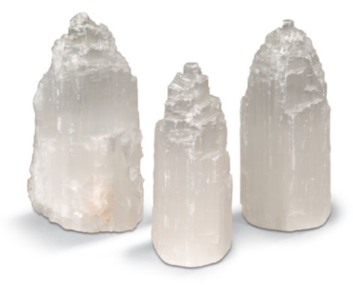 Selenite Towers Available  HERE