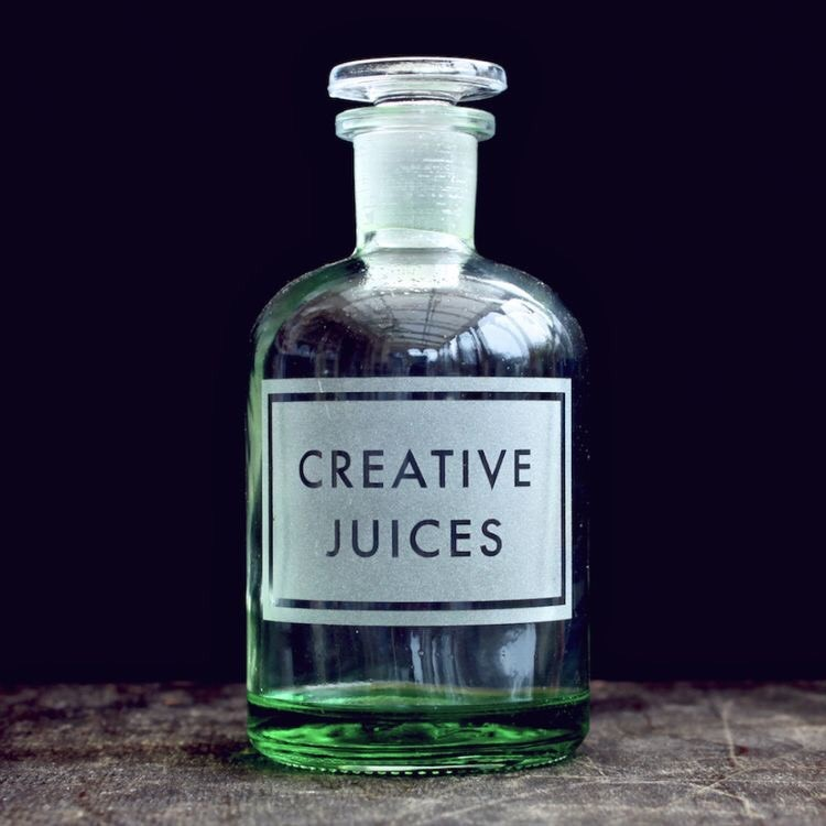 Creative Juices  by Vinegar & Brownpaper UK