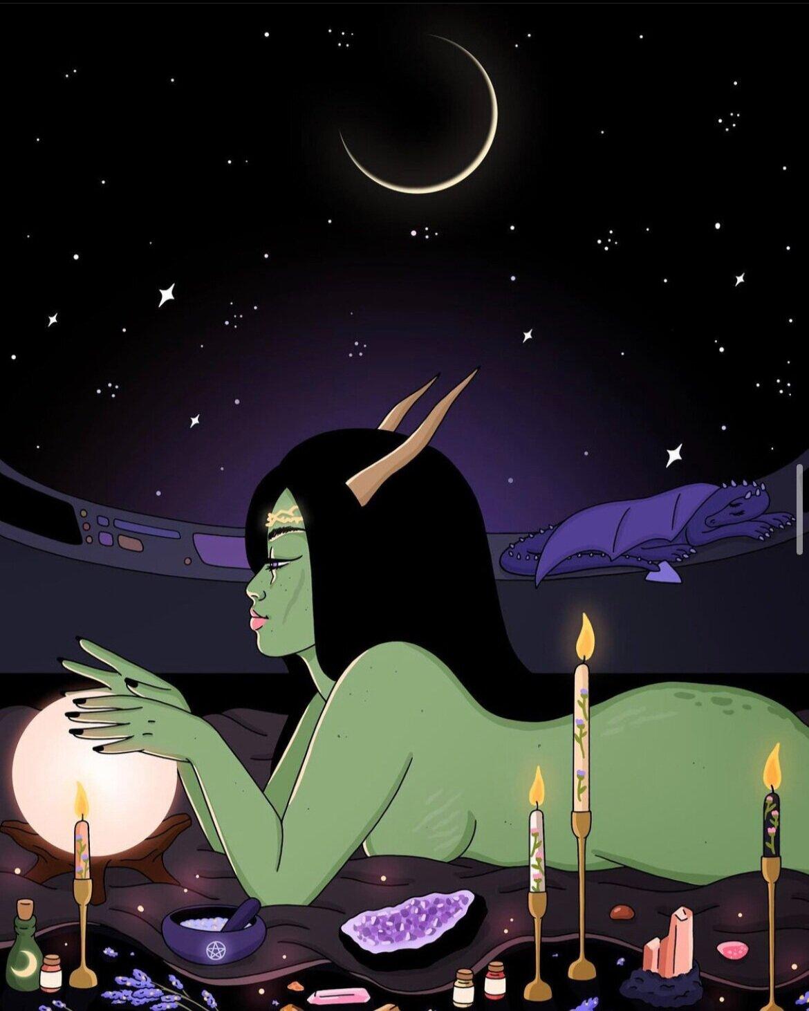 WITCH TIPS & HOROSCOPES 9/15-21/2021