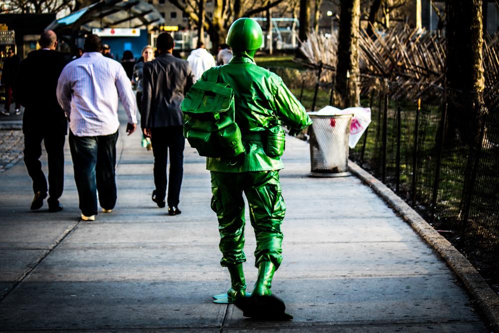 New York City Street Life