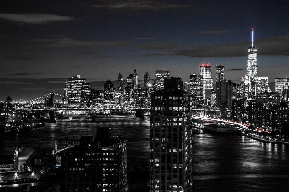 New York City Landscape and Architecture