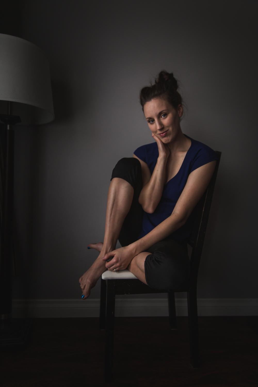Self Portrait - Joanne of Umbrella Tree Photography