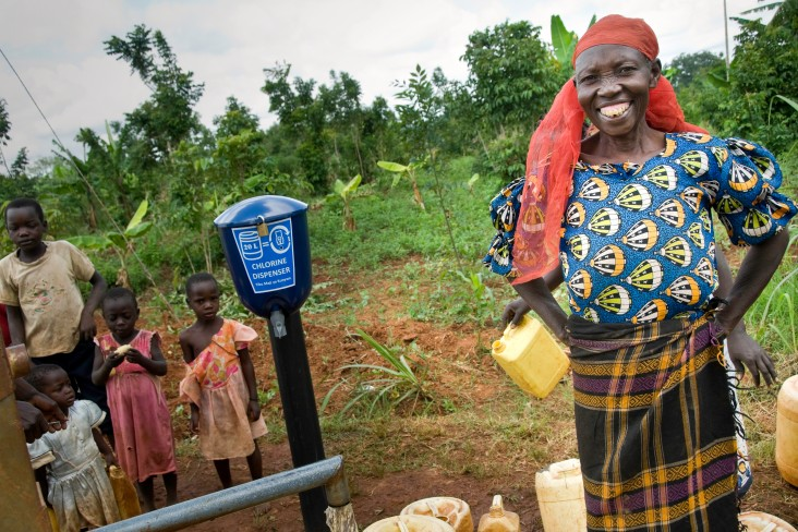 WASH for Life: Testing Promising Solutions and Scaling Proven Successes in Water, Sanitation and Hygiene
