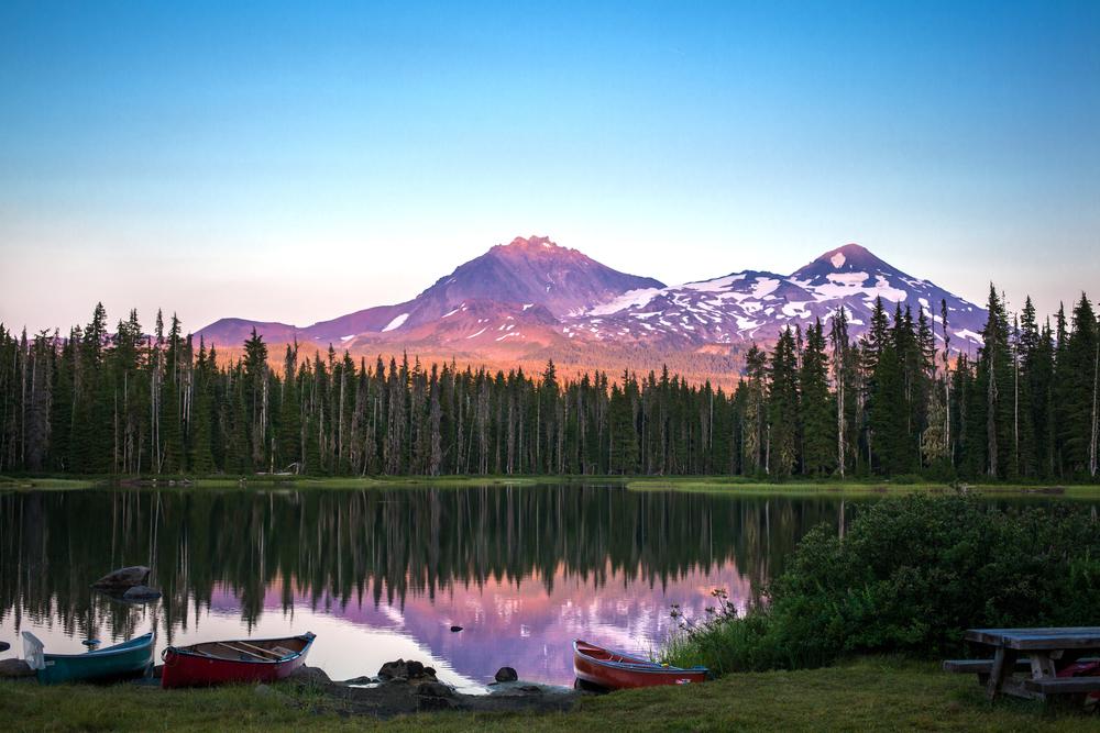 Scott Lake, Nature Photography