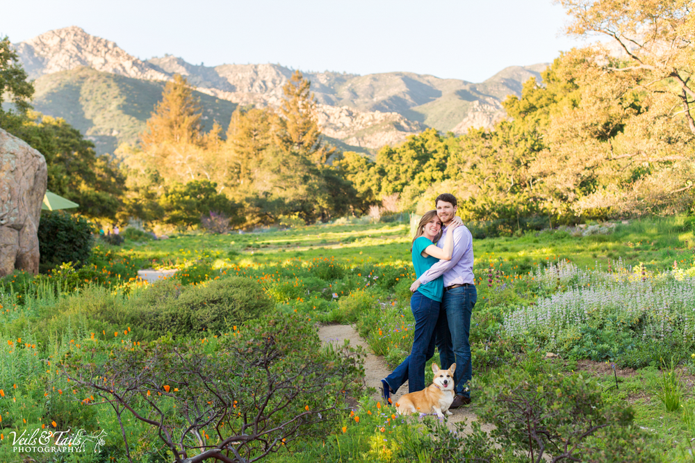 Santa Barbara elopement photographer
