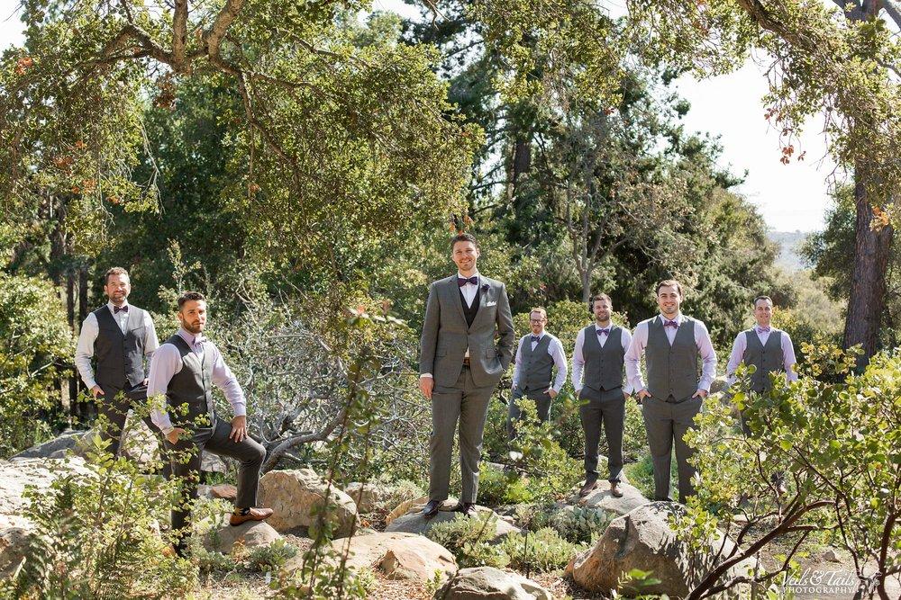 Botanical Gardens wedding Santa Barbara