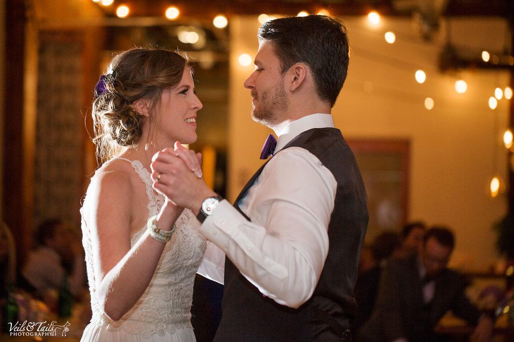 first wedding dance Santa Barbara